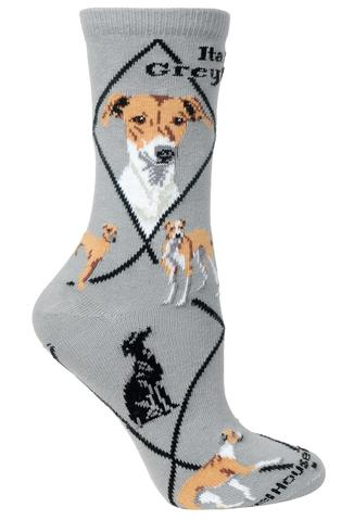 Italian Greyhound Socks