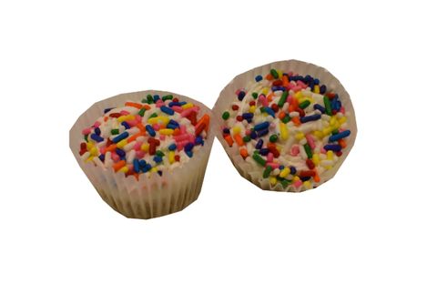 Mini Birthday Cupcakes 4 Pack