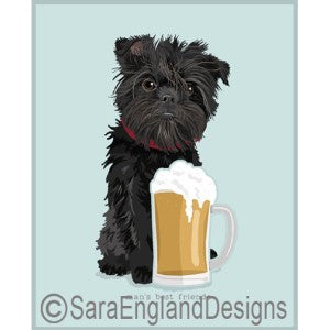 Affenpinscher Best Friends Prints