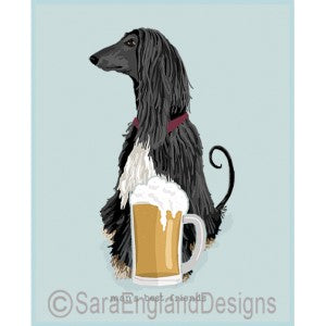 Afghan Hound Best Friends Prints