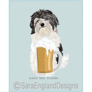 Havanese Best Friends Prints