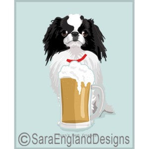 Japanese Chin Best Friends Prints