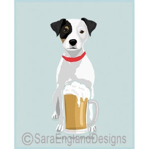 Parson Russell Terrier Best Friends Prints