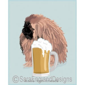 Pekingese Best Friends Prints