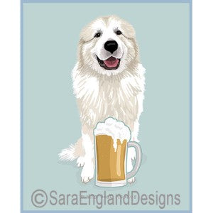 Great Pyrenees Best Friends Prints