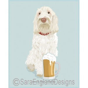 Spinone Italiano Best Friends Prints