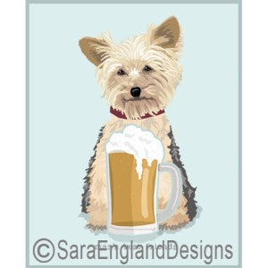 Yorkshire Terrier Best Friends Prints