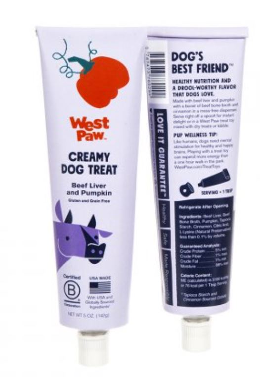 Westpaw Creamy Dog Treat