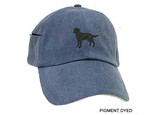 Bulldog English Embrodiered Baseball Caps