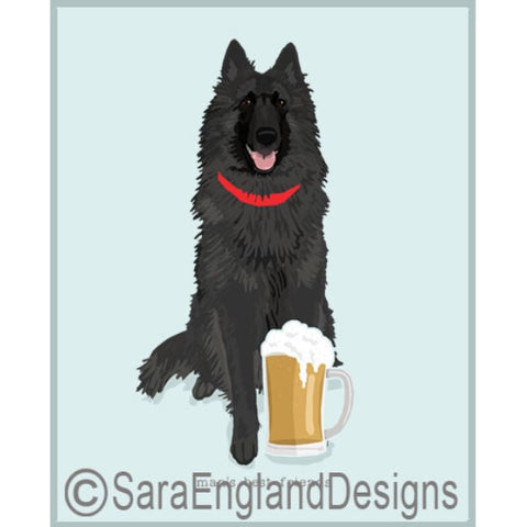 Belgian Sheepdog Best Friends Prints