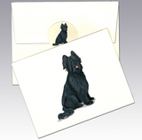 Briard 8 Pack Notecards
