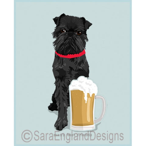 Brussels Griffon Best Friends Prints
