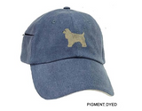 Cocker Spaniel Embrodiered Baseball Caps