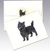 Cairn Terrier 8 Pack Notecards