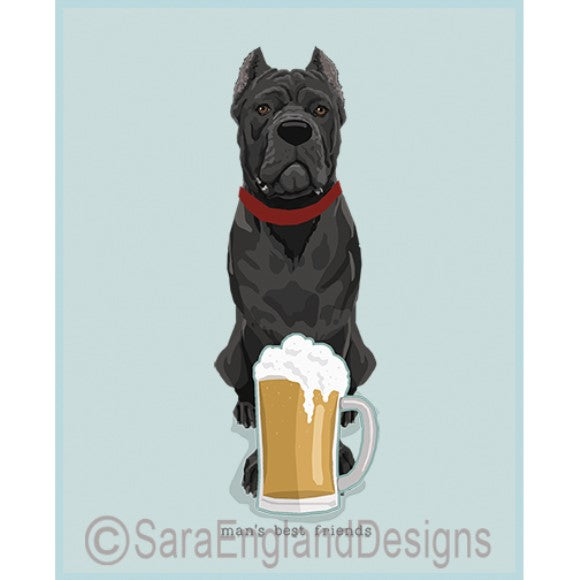 Cane Corso Best Friends Prints