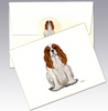 Cavalier King Charles Spaniel 8 Pack Notecards