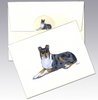 Collie 8 Pack Notecards