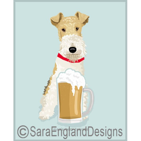 Fox Terrier-Wirehaired Best Friends Prints