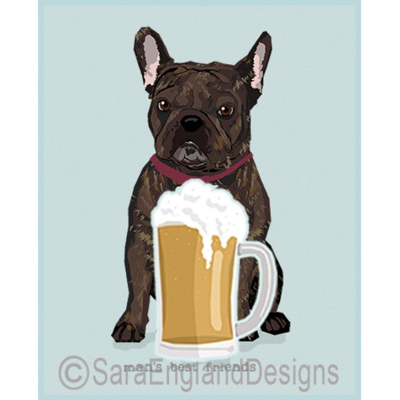 French Bulldog Best Friends Prints