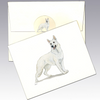 German Shepherd Dog 8 Pack Notecards