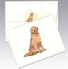 Golden Retriever 8 Pack Notecards