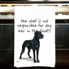 Great Dane Kitchen Tea Towel