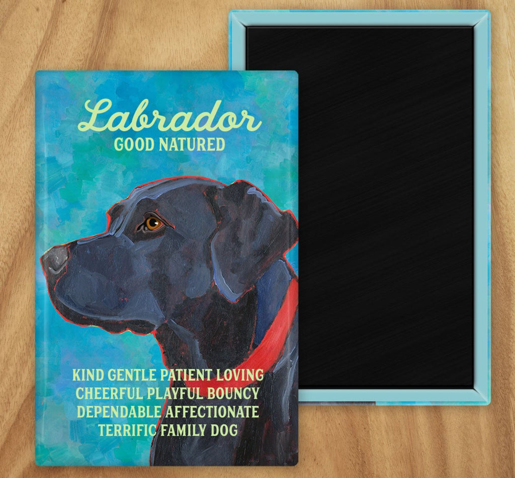 Labrador Retriever 2 x 3 Fridge Magnet