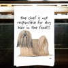 Lhasa Apso Kitchen Tea Towel