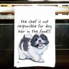 Shih Tzu Kitchen Tea Towel