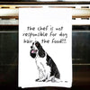 Springer Spaniel Kitchen Tea Towel