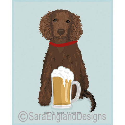 American Water Spaniel Best Friends Prints