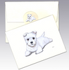 West Highland White Terrier 8 Pack Notecards