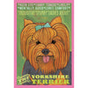 Yorkshire Terrier 2 x 3 Fridge Magnet