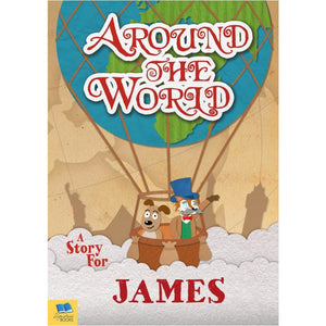 Story Time - Around The World