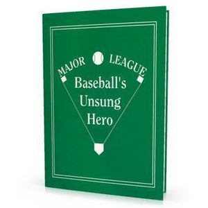 Baseball's Unsung Hero Adult