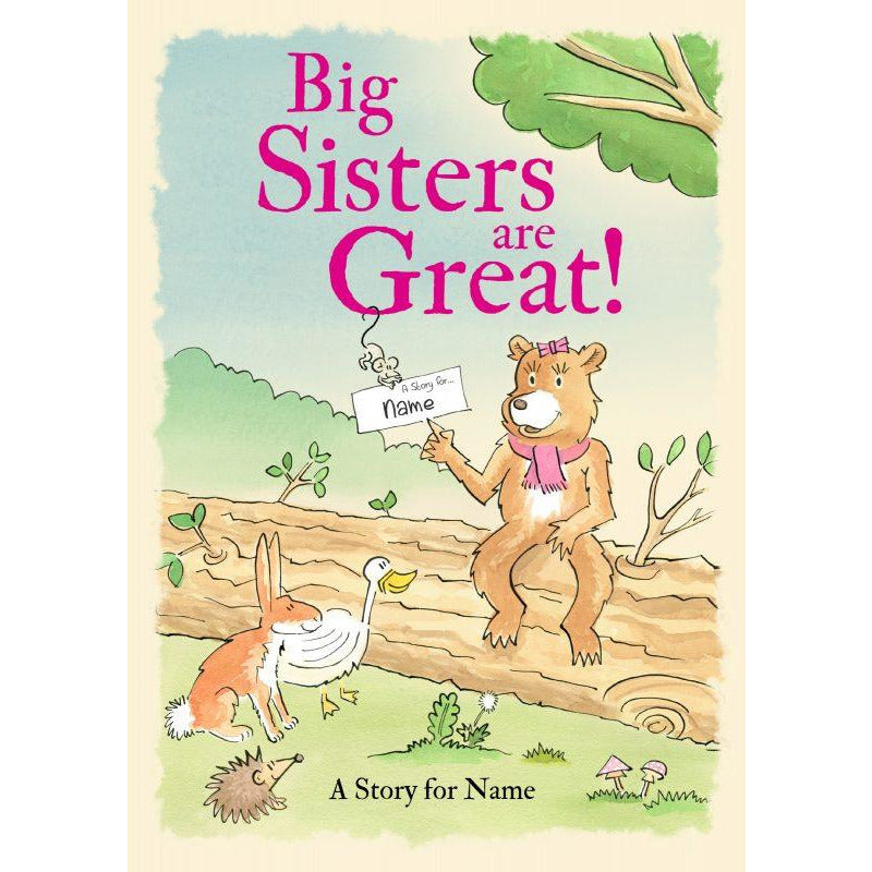 Story Time - Big Sisters Are Great