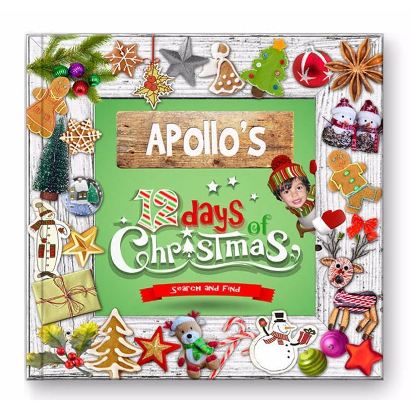 12 Days Of Christmas Storybook For ONE Star