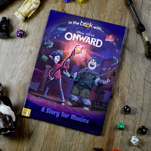 Disney Onward Storybook