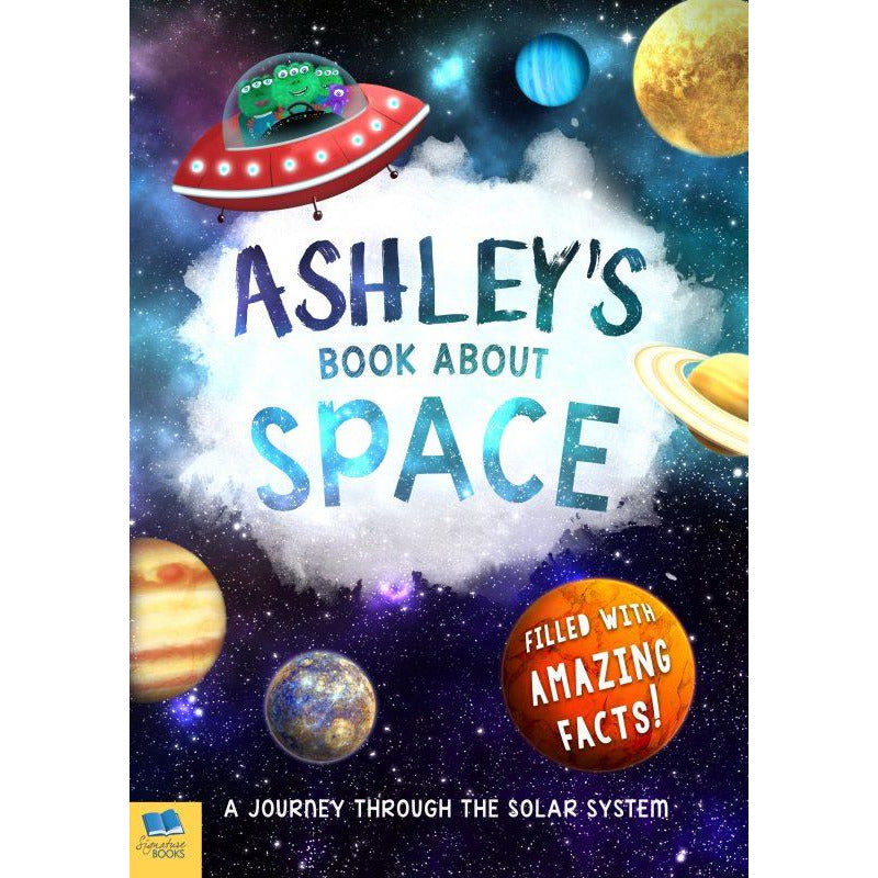 Story Time - My Book About Space