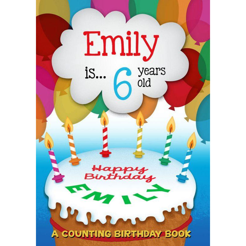 Story Time - My Counting Birthday Story