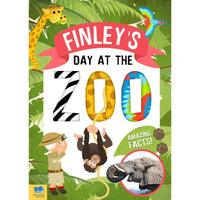 Story Time - My Day At The Zoo