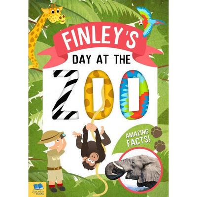 Story Time - My Day At The Zoo - 40/50