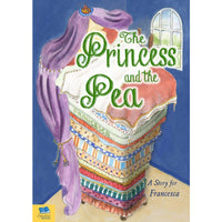 Story Time - The Princess and the Pea Fairy Tale - 40/50