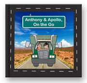 Truck Book For TWO Boys-b-40/50