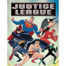 Justice League - TM & •© DC Comics