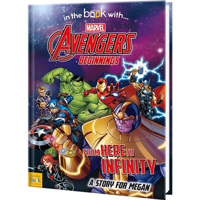 Marvel - Avengers Beginnings