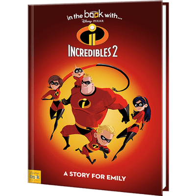Disney Pixar - Incredibles 2