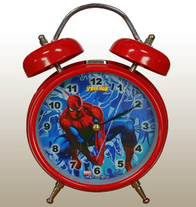 Sing Your Name - Alarm Clock - Spiderman