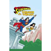 Superman and Wonderwoman - TM & •© DC Comics