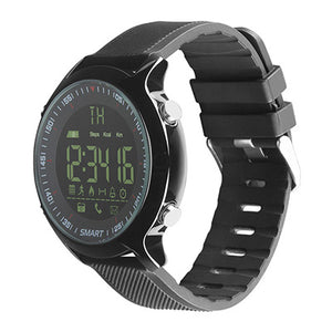 5 ATM Waterproof Smartwatch for Swimming, Message Reminder And Fitness Tracking
